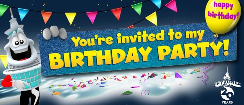 Scotty's Birthday Party