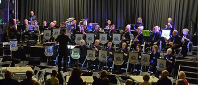 Taranaki Arts Festival - The Great Taranaki Steam Band