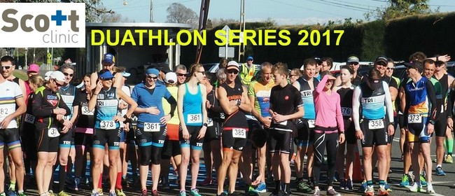 Scott Clinic Race No. 4 The Hub 2 Up Duathlon