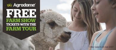 Buy a Farm Tour, Get a Farm Show!