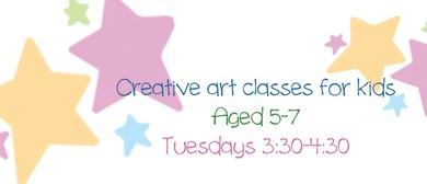 Art Stars Art Classes for Kids