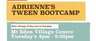 Adrienne's Tween Bootcamp