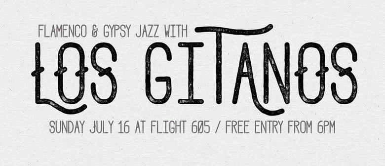 Flamenco & Gypsy Jazz With Los Gitanos