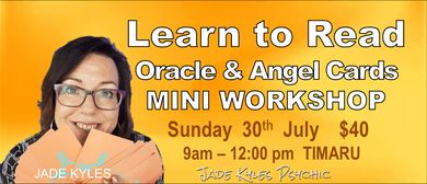 Learn to Read Oracle & Angel Cards