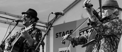 Derek Jacombs & Robbie Laven