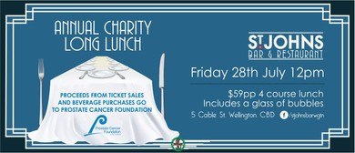 Annual Charity Long Lunch
