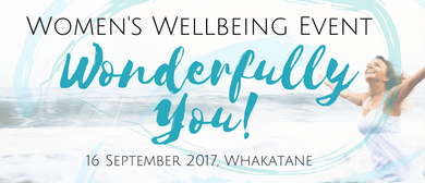 Wonderfully You Women's Wellbeing Event
