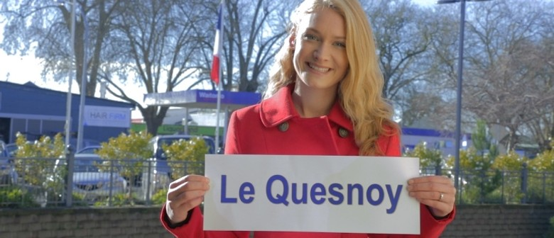 Can You Say Le Quesnoy?
