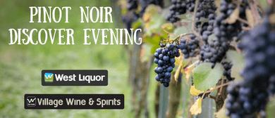 Pinot Noir Discovery Evening