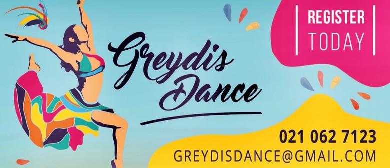Ballet & Contemporary Dance - Greydis Dance