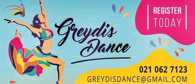 Lyrical Dance - Greydis Dance