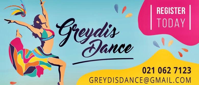 Lyrical Dance - Greydis Dance