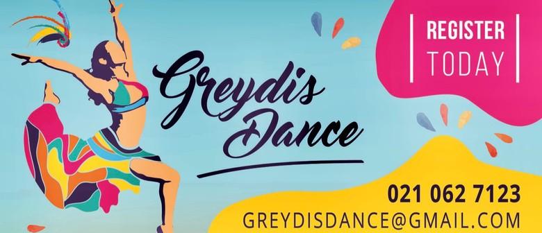 Latin Fusion - Greydis Dance