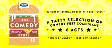 Best Comedy Show On Earth Tour