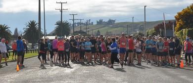 Seddon School Tussock Run 2017