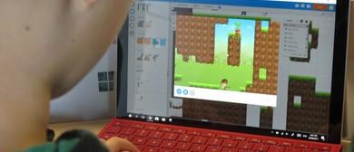 After-School Club: Beginners Game Design
