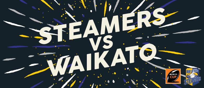 Bay of Plenty Steamers vs Waikato