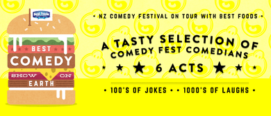 The Best Comedy Show On Earth Tour
