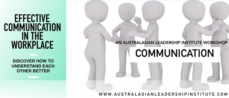 effective communication at the workplace Effective communication in the workplace in any aspect of your life, communication is key think of how many times miscommunication negatively impacted your day, whether with your spouse, kids, friends, or at work.