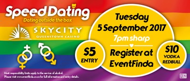 SKYCITY Queenstown Gay Speed Dating