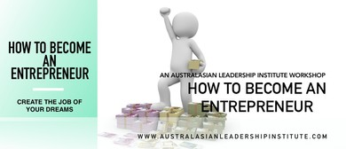 How To Become An Entrepreneur: A Mark Wager Workshop