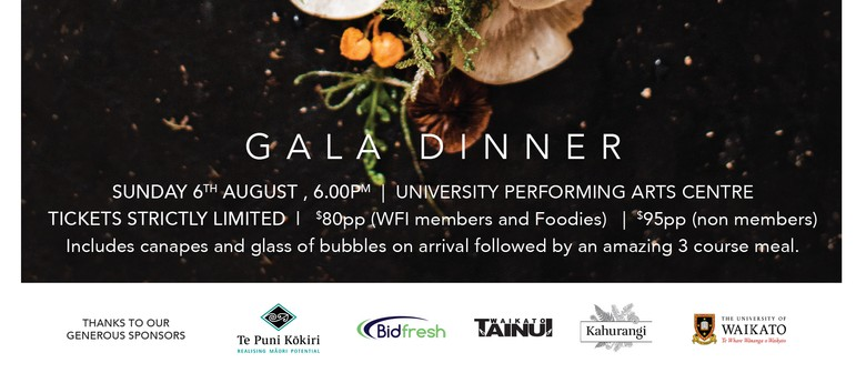 Matariki Dish Challenge Gala Awards Dinner