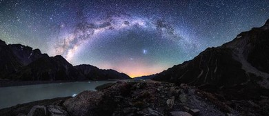Exhibition of New Zealand Astrophotography