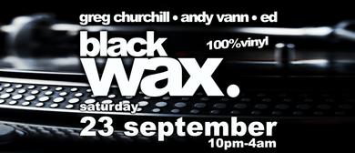 Black Wax (100% Vinyl) #6