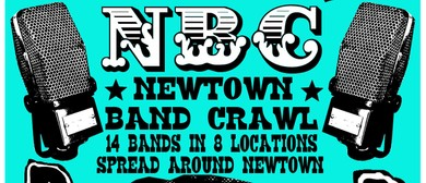 The Newtown Band Crawl