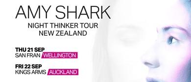 Amy Shark Night Thinker Tour