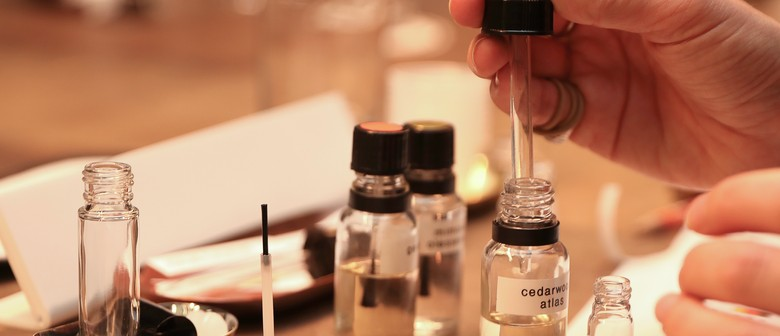 Perfume Playground - Making Therapeutic Perfume