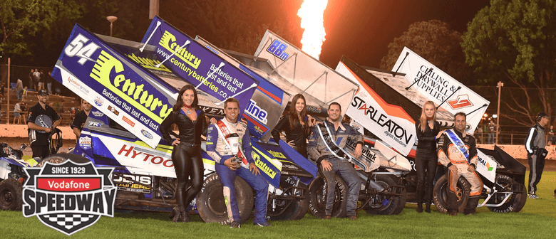 New Zealand Sprintcar Championship Title