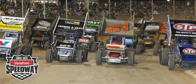 Porter Hire Intl Sprintcar Series (Round 1)