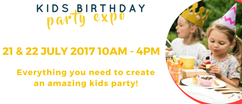 Kids Birthday Party Expo