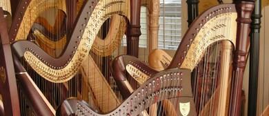 Harp Ensemble Gliss