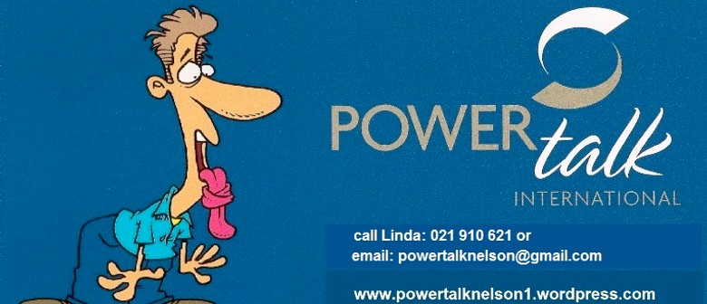 New PowerTalk Club: Communicate with Confidence