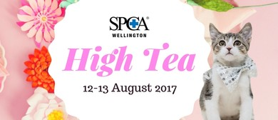 High Tea at Wellington SPCA