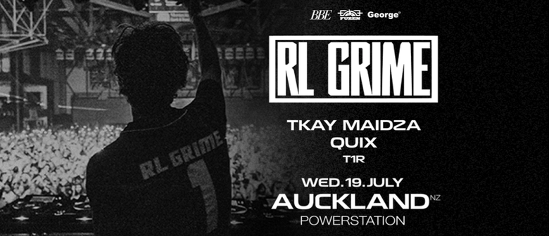 RL Grime : SOLD OUT