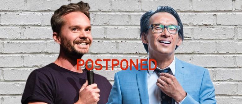 Nick Rado & Raybon Kan: POSTPONED