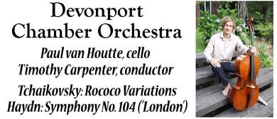 Devonport Chamber Orchestra Concert