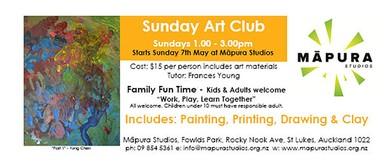 Sunday Art Club