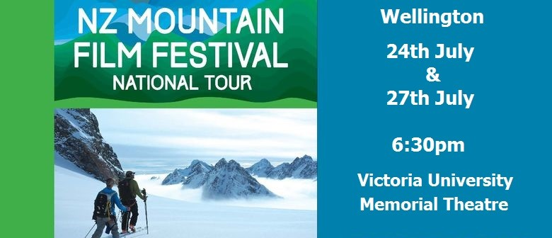 Wellington Tour – Best of The NZ Mountain Film Festival 2017