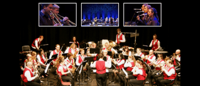 Manawatu Concert Band & the Feilding High School Big Band