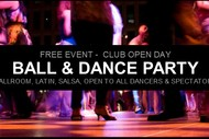 Ball & Dance Party - Club Open Day