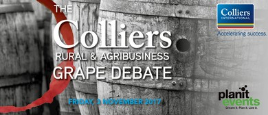The Colliers Rural Grape Debate