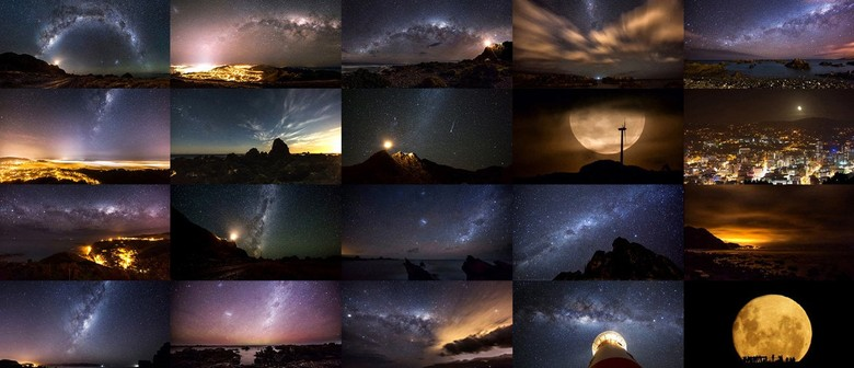 Astrophotography Workshop By Mark Gee