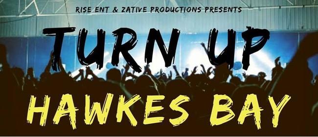 Turn Up Hawkes Bay