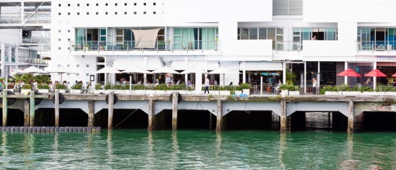Princes Wharf Progressive Dinner