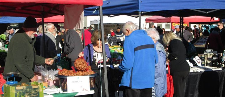 Paraparaumu Beach Saturday Morning Market