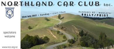 NCC - Ruarangi Road Rallysprint